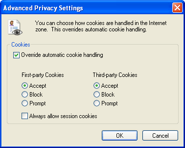 Cookies (Advanced)